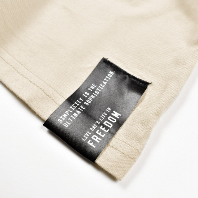 br-20sm-300132_SD mesh Tシャツ [SD.サンドベージュ] 【Jeans-b】【夏物】