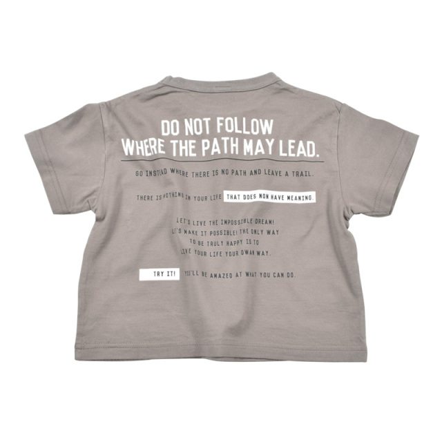 br-20sm-300135_CG bungee Tシャツ [CG.チャコールグレー] 【Jeans-b】【夏物】