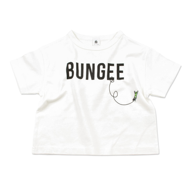 br-20sm-300135_OW bungee Tシャツ [OW.オフホワイト] 【Jeans-b】【夏物】