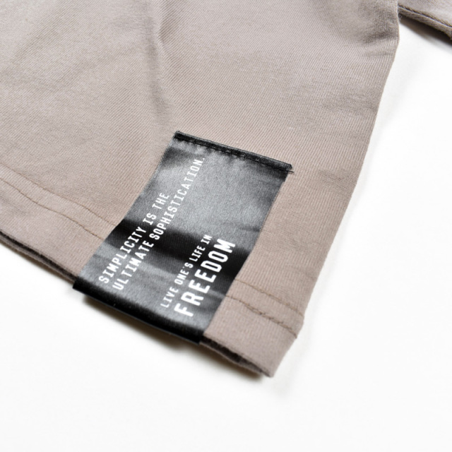 br-20sm-300139_CG losangeles Tシャツ [CG.チャコールグレー] 【Jeans-b】【夏物】