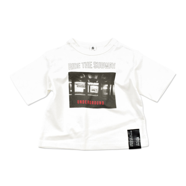 br-20sm-300139_OW losangeles Tシャツ [OW.オフホワイト] 【Jeans-b】【夏物】