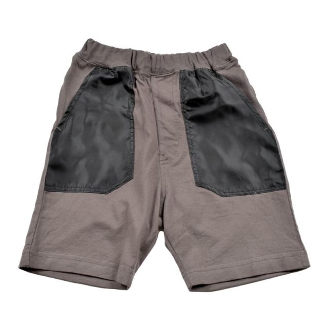 br-20sp-301001_CG ハーフパンツ [CG.チャコールグレー] 【Jeans-b】【春夏物】