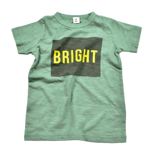 br-20sp-800107_GN BRIGHT Tシャツ [GN.グリーン] 【Jeans-b 2nd】【春夏物】