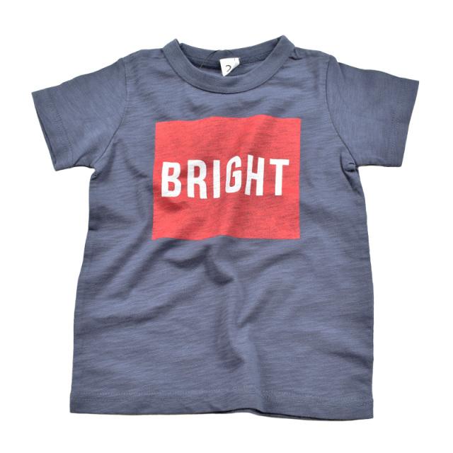 br-20sp-800107_NV BRIGHT Tシャツ [NV.ネイビー] 【Jeans-b 2nd】【春夏物】