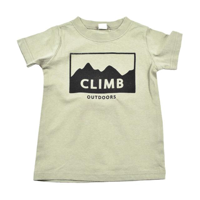 br-20sm-800148_KH climb Tシャツ [KH.カーキ] 【Jeans-b 2nd】【夏物】