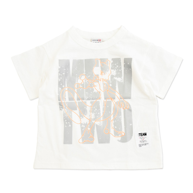 nw-21SP-1121386_WHITE MEW TWO Tシャツ [ホワイト] 【OFFICIAL TEAM】【21年春物】