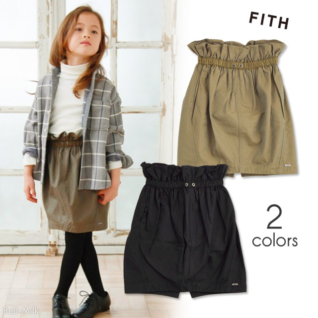 ft-19AW-298806 ハッスイギャバ SK 【FITH】【19AW】