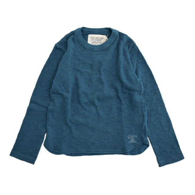 ft-20aw-1208401_14 ガラボウフウテンジク L/S TEE [14.ブルー] Go to Hollywood 【20AW】