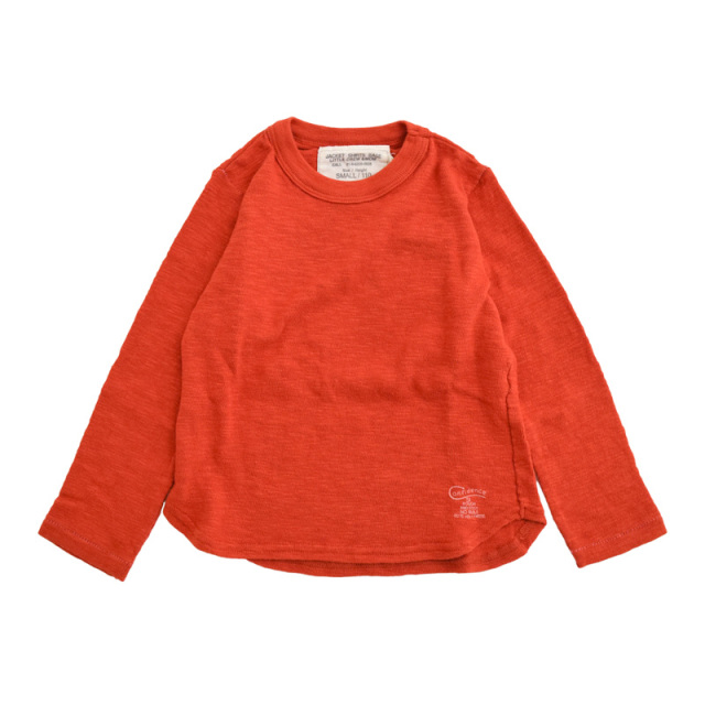 ft-20aw-1208401_15 ガラボウフウテンジク L/S TEE [15.オレンジ] Go to Hollywood 【20AW】