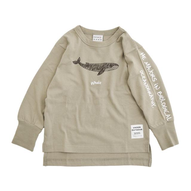 nw-21aw-1221006_ASH MARINE LIFE Tシャツ [アッシュ] 【OFFICIAL TEAM】【21年秋冬物】