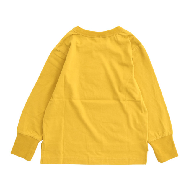 nw-21aw-1221108_MUSTARD SMILEY Tシャツ [マスタード] 【OFFICIAL TEAM】【21年秋冬物】