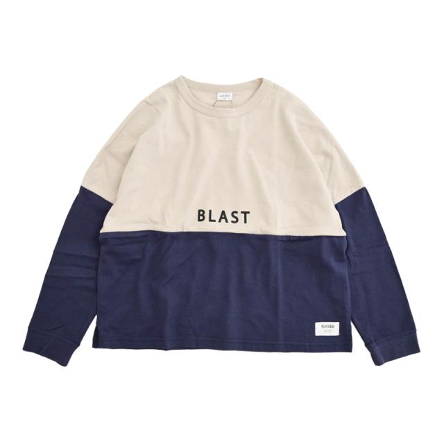 br-20aw-300265_SD BLAST ロングTシャツ [SD.サンドベージュ] 【Jeans-b】【秋冬物】