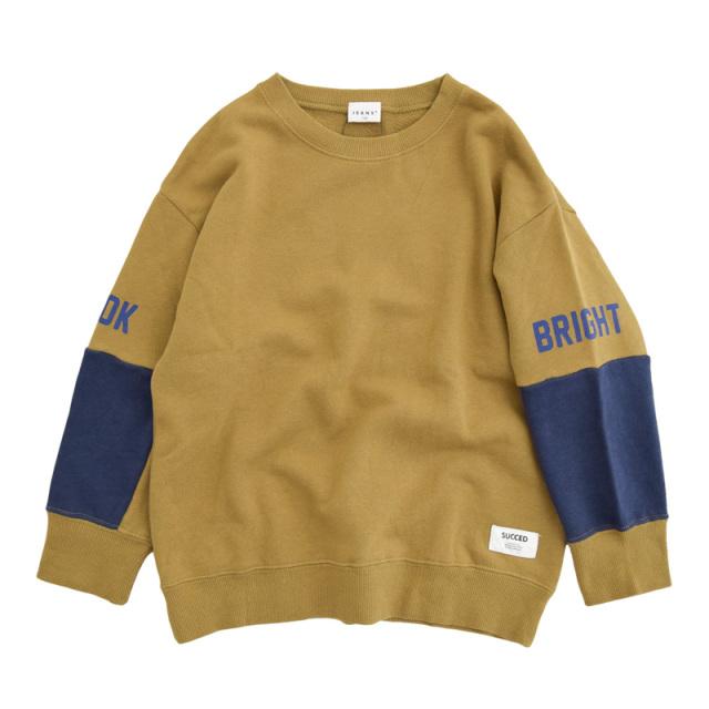 br-20aw-300361_BE LOOK トレーナー [BE.ベージュ] 【Jeans-b】【秋冬物】