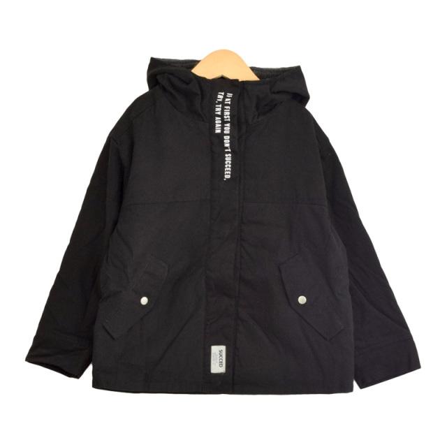 br-20aw-300563_BK フード付きジャケット [BK.ブラック] 【Jeans-b】【秋冬物】