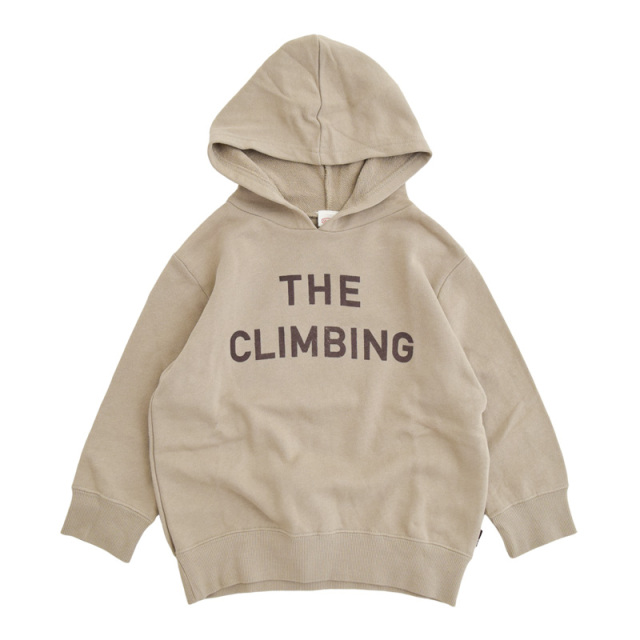 br-20aw-800461_BE CLIMBING パーカー [BE.ベージュ] 【Jeans-b 2nd】【秋冬物】