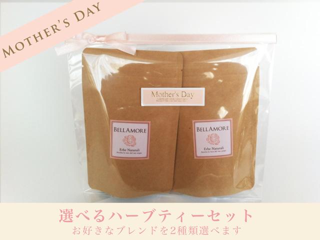 【母の日ギフト】選べるハーブティーセット (20杯分×2袋)