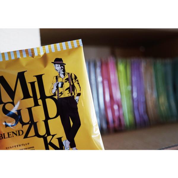 SUZUKI COFFEE 鈴木コーヒー お得なセット!! [Familyパック 24P] CLASSICS DRIP BAG COFFEE1
