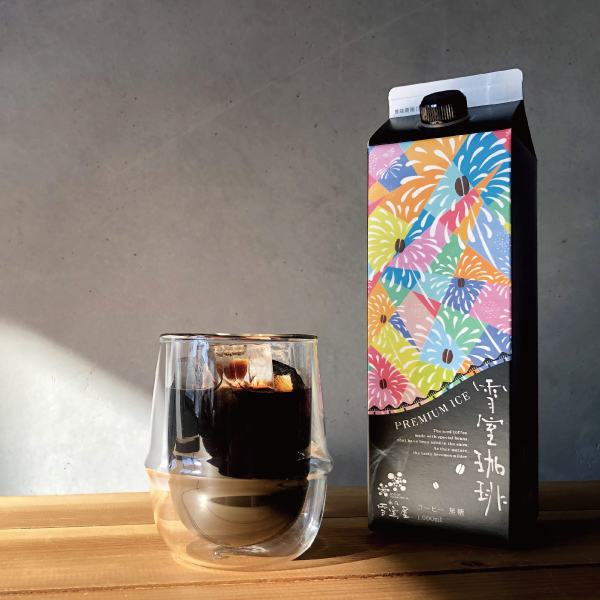 SUZUKI COFFEE 鈴木コーヒー 長岡花火プレミアアイス600×600