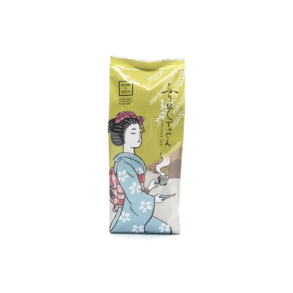 SUZUKI COFFEE 鈴木コーヒー 新発売!! 新潟古町芸妓「ふりそでさん」180g1