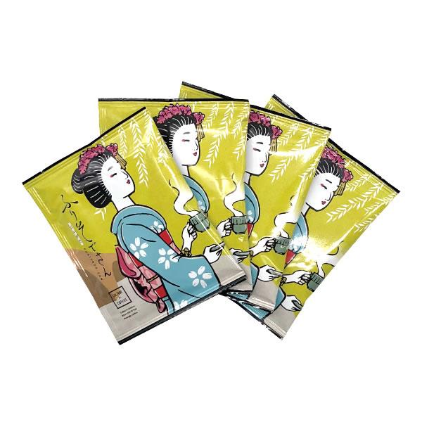 SUZUKI COFFEE 鈴木コーヒー 新発売!! 新潟古町芸妓 ドリップバッグ 「ふりそでさん」BOX Type [ 4Pack(10g×4) ]4