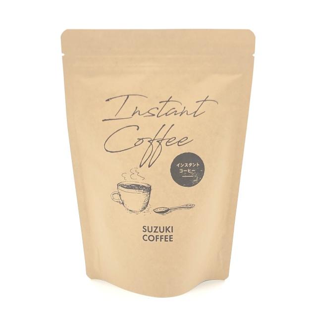 SUZUKI COFFEE 鈴木コーヒー 鈴木コーヒーオリジナルインスタントコーヒー 150g1