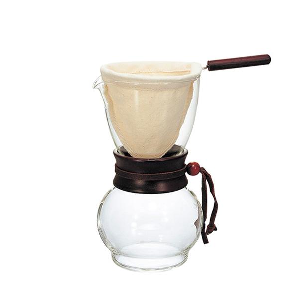 SUZUKI COFFEE 鈴木コーヒー HARIO ドリップポッドウッドネック [DPW-3]