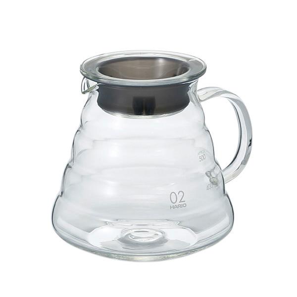 SUZUKI COFFEE 鈴木コーヒー HARIO V60レンジサーバー600クリア [XGS-60TB]