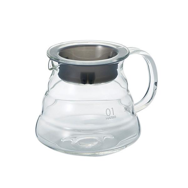 SUZUKI COFFEE 鈴木コーヒー HARIO V60レンジサーバー360クリア [XGS-36TB]