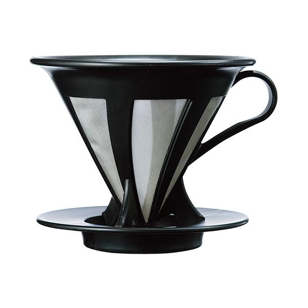 SUZUKI COFFEE 鈴木コーヒー HARIO カフェオールドリッパー02ブラック [CFOD-02-B]