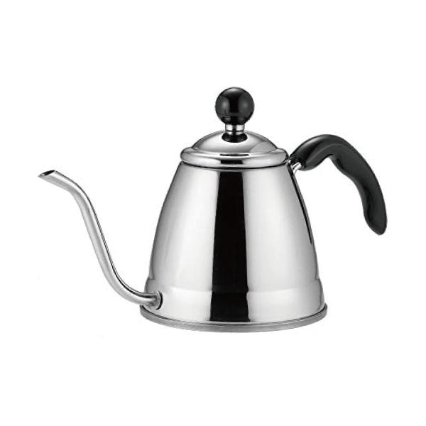 SUZUKI COFFEE 鈴木コーヒー [IH対応]竹井器物 フィーノ ステンレスコーヒードリップポット 1.2L