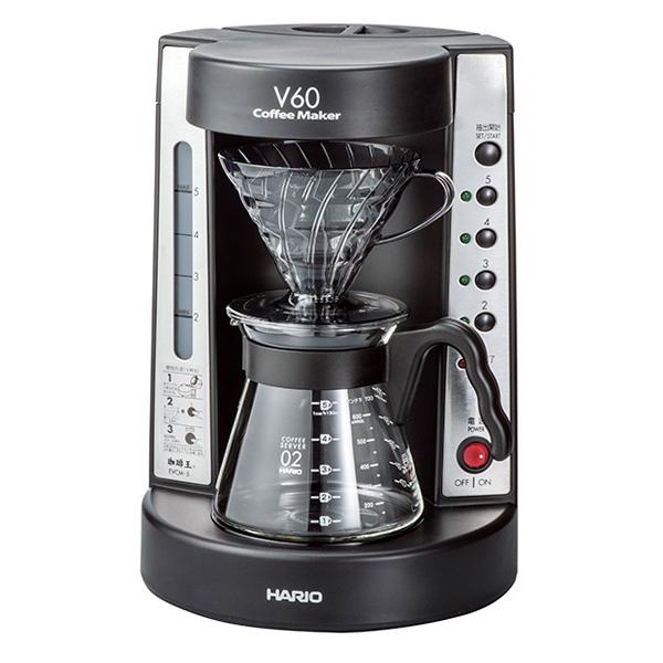 SUZUKI COFFEE 鈴木コーヒー HARIO V60珈琲王コーヒーメーカー [EVCM-5TB]