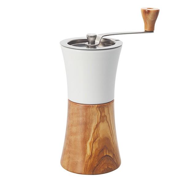 SUZUKI COFFEE 鈴木コーヒー HARIO セラミックコーヒーミル・ウッド [MCW-2-OV]1