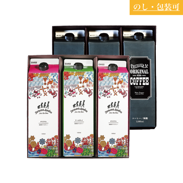 SUZUKI COFFEE 鈴木コーヒー ICED COFFEE & ICED TEA 6 [SCDL-30]
