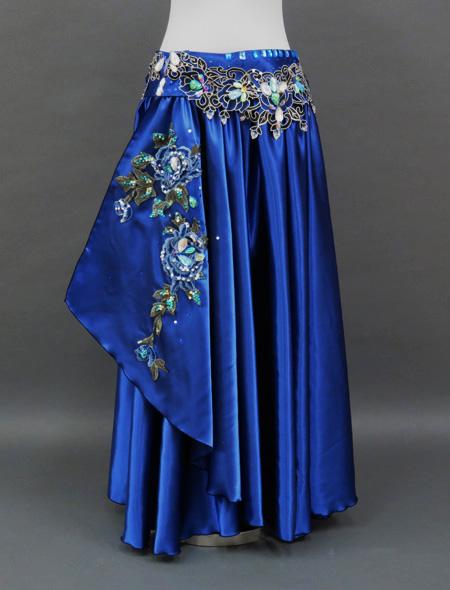 ロイヤルブルー衣装