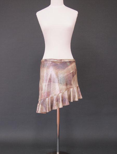 ラメスカート1 ミラーナ