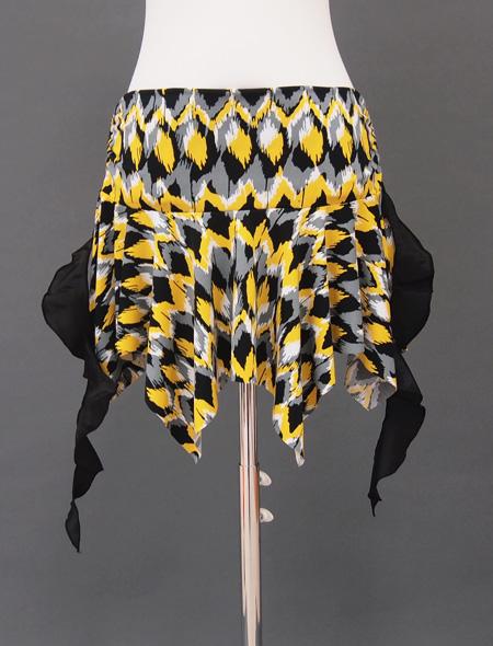 エキセントリックヒップスカーフ2 ミラーナベリーダンス衣装