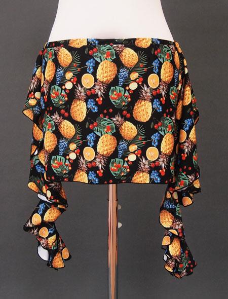 パイナップルヒップスカーフ2 ミラーナ