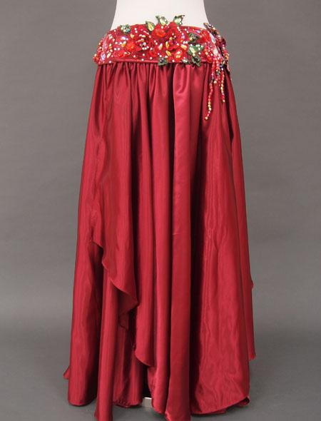 赤ローズベリーダンス衣装3 ミラーナ