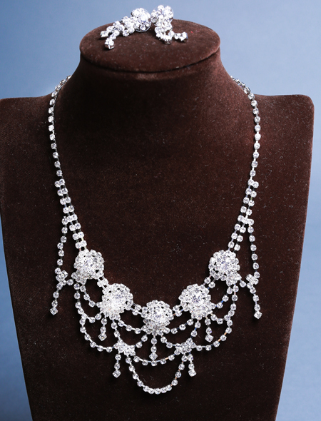 女王の輝きアクセサリー1 ミラーナベリーダンス衣装