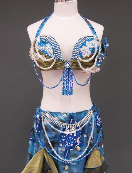 ブルーリボン2 ミラーナベリーダンス衣装