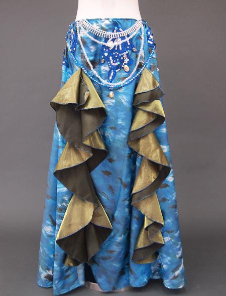 ブルーリボン3 ミラーナベリーダンス衣装