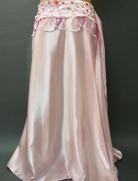 チェリーピンクが可愛い!ベリーダンス衣装 ミラーナ