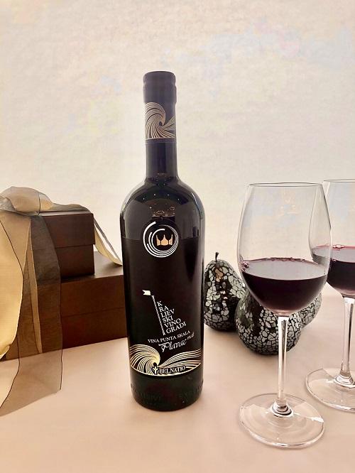 ベルナティオワイン赤