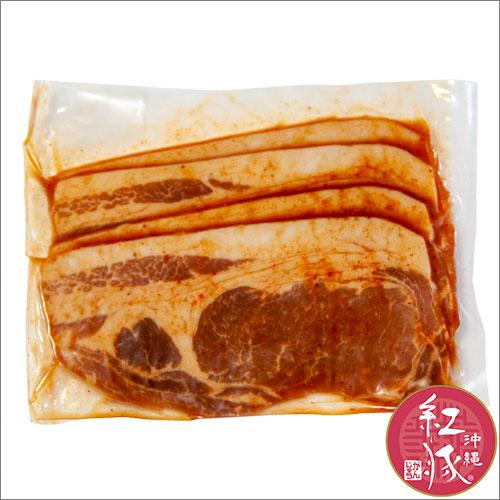 紅豚ロースキムチ