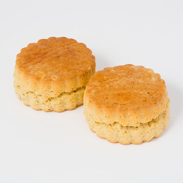 英国小麦のスコーン・紅茶2個入り【期間限定】