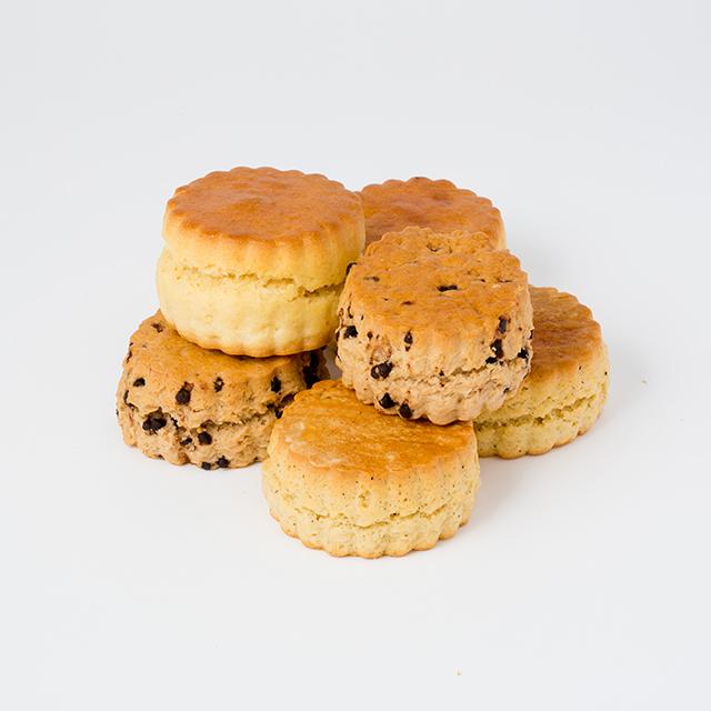 英国小麦のスコーンセット(2個入り×3袋)