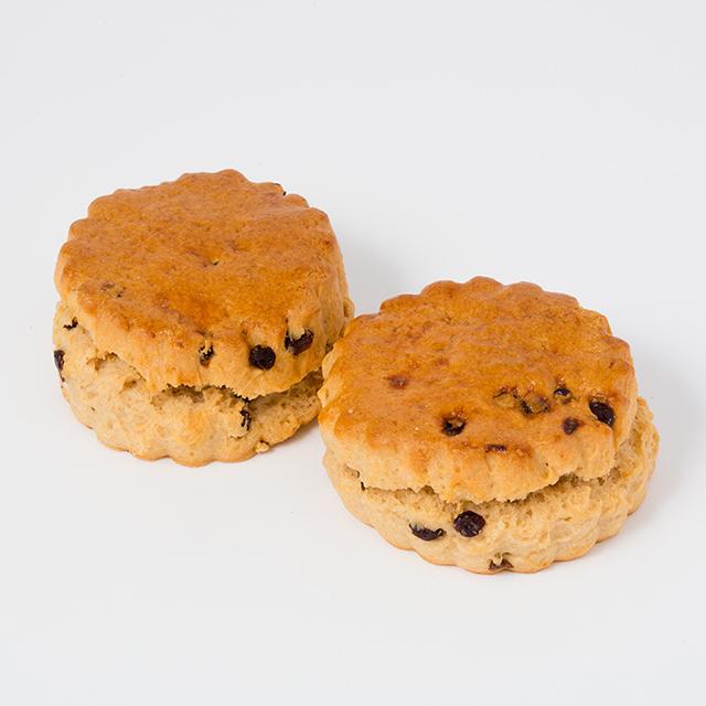 英国小麦のスコーン・カレンズ2個入り【期間限定】