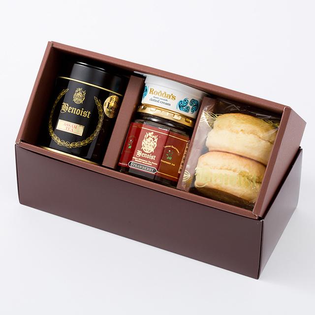 紅茶スコーンギフトセット【リニューアル】