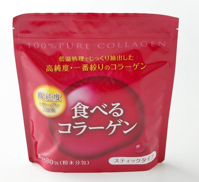 食べるコラーゲンスティック 定期コース(毎月4個)
