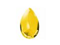しずく型クリスタル・黄色の光(本体のみ)